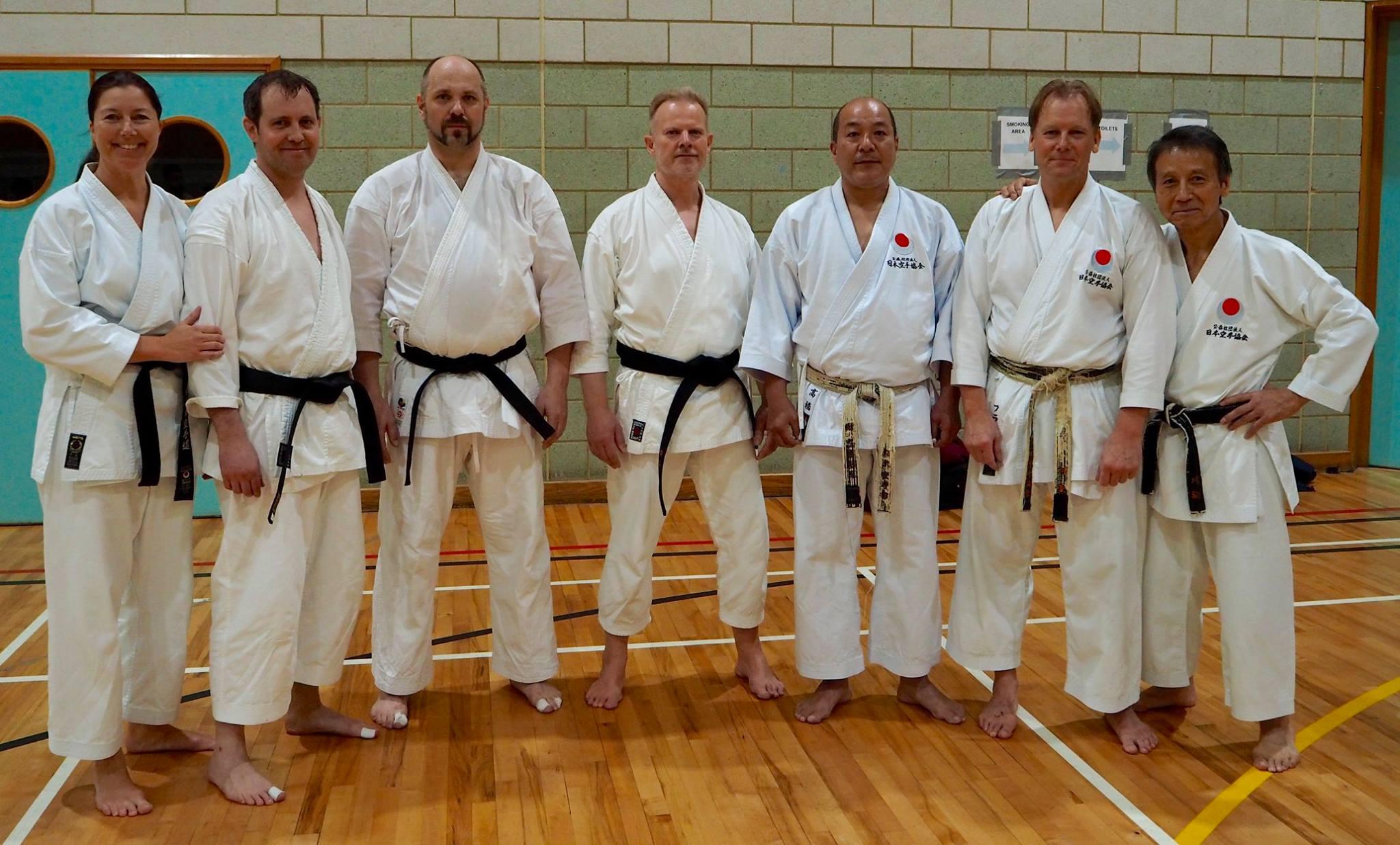 Vegar, Jostein, Marianne, Frank, Ronny G og Ronny R. – med Jostein Sæthre og Ronny S Galteland.