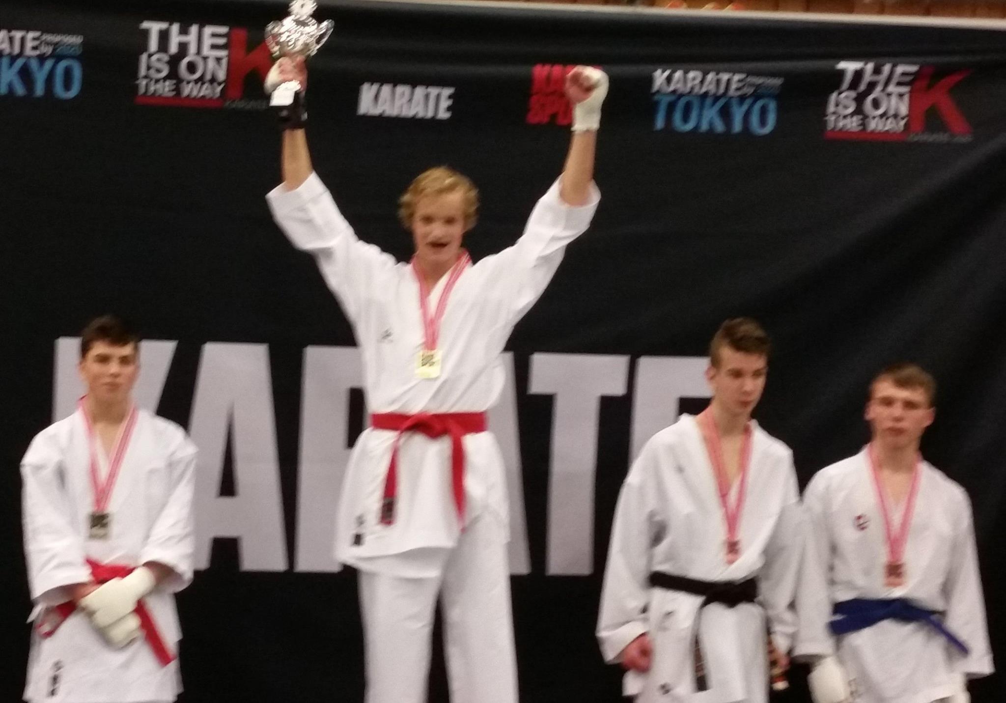 NM karate